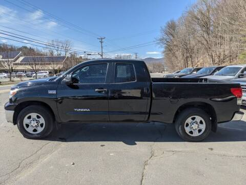 2008 Toyota Tundra for sale at AUTO CONNECTION LLC in Springfield VT