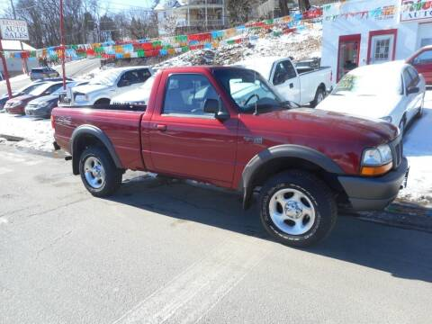 1998 Ford Ranger for sale at Ricciardi Auto Sales in Waterbury CT