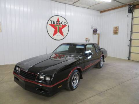 1985 Chevrolet Monte Carlo for sale at Gibby's Motorsports in Ebensburg PA