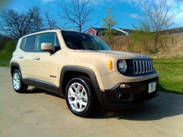 2016 Jeep Renegade for sale at MODERN AUTO CO in Washington MO