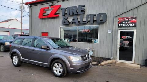 2013 Dodge Journey for sale at EZ Tire & Auto in North Tonawanda NY