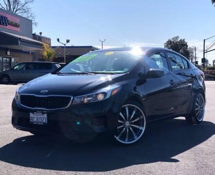 2018 Kia Forte for sale at LUGO AUTO GROUP in Sacramento CA