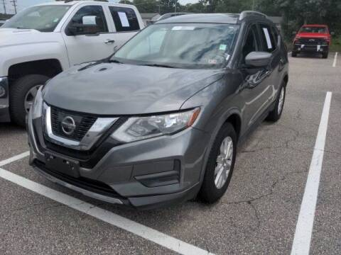 2017 Nissan Rogue for sale at Strosnider Chevrolet in Hopewell VA