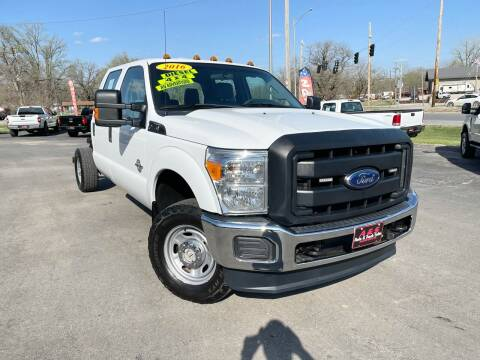 2016 Ford F-350 Super Duty for sale at A & S Auto and Truck Sales in Platte City MO