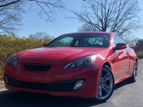 2012 Hyundai Genesis Coupe for sale at William D Auto Sales in Norcross GA