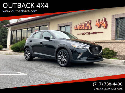 2017 Mazda CX-3 for sale at OUTBACK 4X4 in Ephrata PA