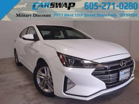 2019 Hyundai Elantra for sale at CarSwap in Sioux Falls SD