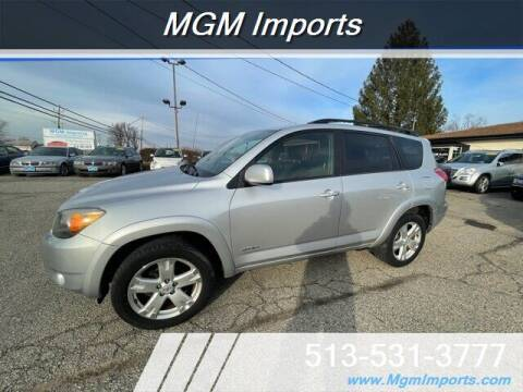 2007 Toyota RAV4 for sale at MGM Imports in Cincinnati OH