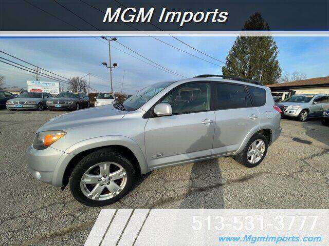 2007 Toyota RAV4 for sale at MGM Imports in Cincannati OH