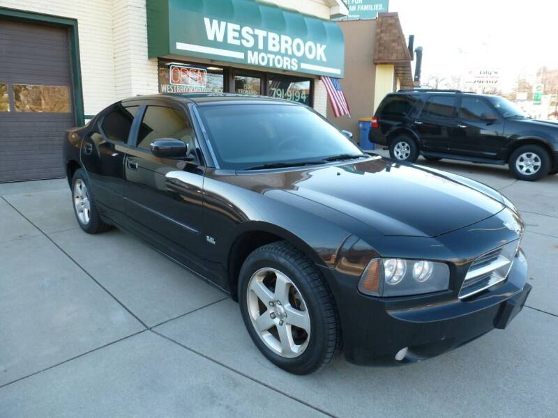 2010 Dodge Charger for sale at Westbrook Motors in Grand Rapids MI