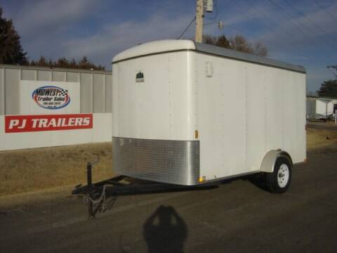 2012 CARRY ON 6 X 12 ENCLOSED for sale at Midwest Trailer Sales & Service in Agra KS