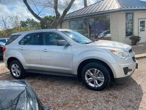 2012 Chevrolet Equinox for sale at Wallers Auto Sales LLC in Dover OH