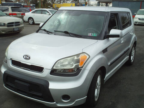 2010 Kia Soul for sale at Marlboro Auto Sales in Capitol Heights MD
