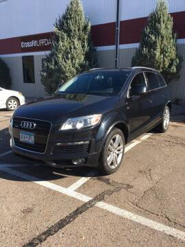 2008 Audi Q7 for sale at Specialty Auto Wholesalers Inc in Eden Prairie MN