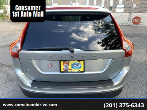 2011 Volvo XC60 for sale at Consumer 1st Auto Mall in Hasbrouck Heights NJ