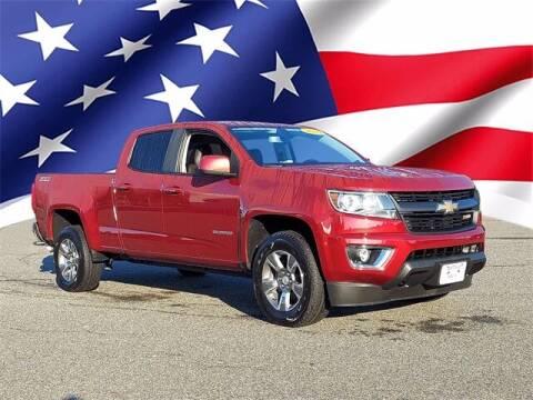 2019 Chevrolet Colorado for sale at Gentilini Motors in Woodbine NJ