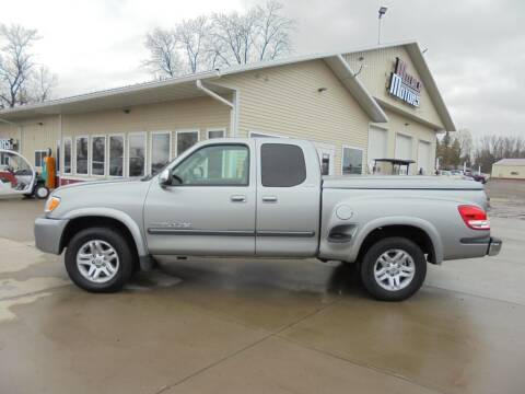 2003 Toyota Tundra for sale at Milaca Motors in Milaca MN