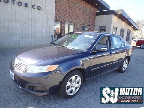 2010 Kia Optima for sale at S & J Motor Co Inc. in Merrimack NH