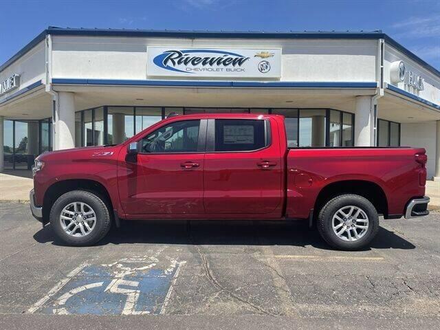 2021 Chevrolet Silverado 1500 for sale in Oacoma, SD