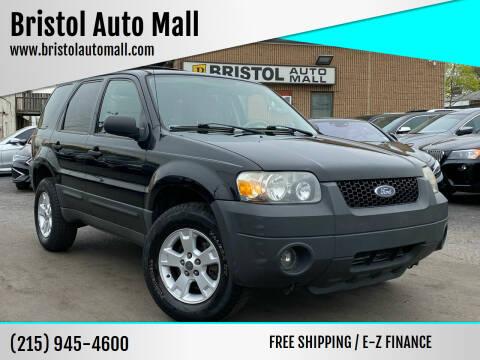 2005 Ford Escape for sale at Bristol Auto Mall in Levittown PA