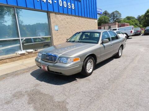 1999 Ford Crown Victoria for sale at Southern Auto Solutions - 1st Choice Autos in Marietta GA