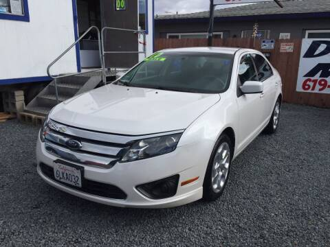 2010 Ford Fusion for sale at DON DIAZ MOTORS in San Diego CA