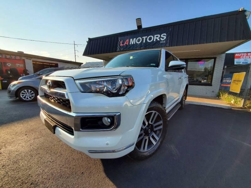2014 Toyota 4Runner for sale at LA Motors LLC in Denver CO