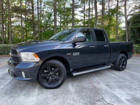 2015 RAM Ram Pickup 1500 for sale at Selective Imports in Woodstock GA