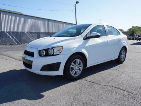 2015 Chevrolet Sonic for sale at CHAPARRAL USED CARS in Piney Flats TN