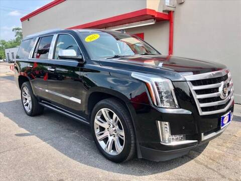 2015 Cadillac Escalade for sale at Richardson Sales & Service in Highland IN