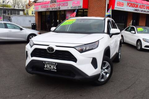 2019 Toyota RAV4 for sale at Foreign Auto Imports in Irvington NJ
