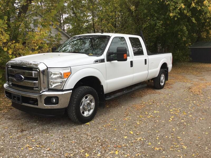 2012 Ford F-350 Super Duty for sale at Mobile-tronics Auto Sales in Kenockee MI
