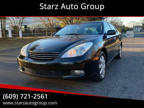 2004 Lexus ES 330 for sale at Starz Auto Group in Delran NJ
