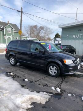 2011 Dodge Grand Caravan for sale at SHEFFIELD MOTORS INC in Kenosha WI