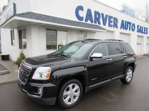 2016 GMC Terrain for sale at Carver Auto Sales in Saint Paul MN