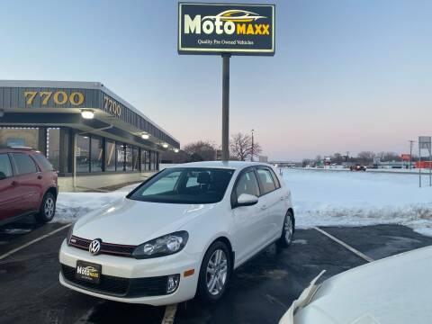 2014 Volkswagen GTI for sale at MotoMaxx in Spring Lake Park MN