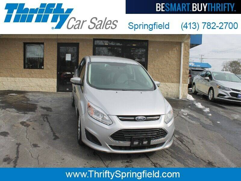 2018 Ford C-MAX Hybrid for sale at Thrifty Car Sales Springfield in Springfield MA