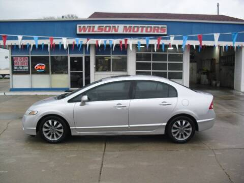 2010 Honda Civic for sale at Wilson Motors in Junction City KS