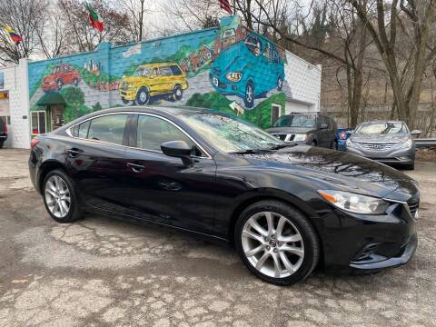 2014 Mazda MAZDA6 for sale at Showcase Motors in Pittsburgh PA