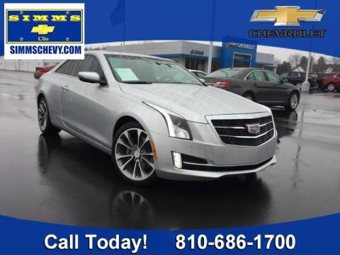 2017 Cadillac ATS for sale at Aaron Adams @ Simms Chevrolet in Clio MI