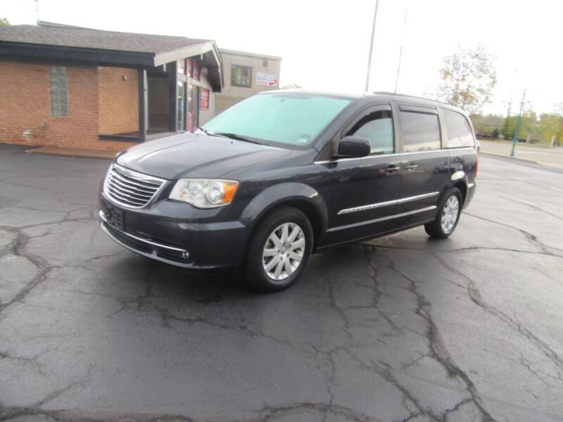 2014 Chrysler Town and Country for sale at Riverside Motor Company in Fenton MO