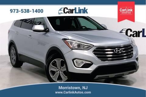 2013 Hyundai Santa Fe for sale at CarLink in Morristown NJ