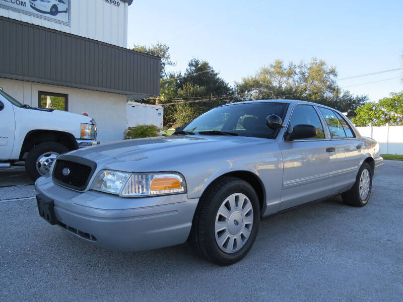 2010 Ford Crown Victoria for sale at Copcarsonline in Largo FL