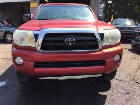 2008 Toyota Tacoma for sale at White River Auto Sales in New Rochelle NY