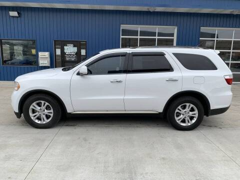 2013 Dodge Durango for sale at Twin City Motors in Grand Forks ND
