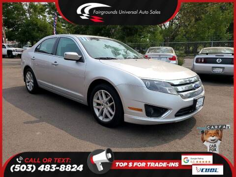 2011 Ford Fusion for sale at Universal Auto Sales in Salem OR