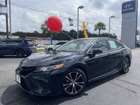2019 Toyota Camry for sale at Mike Schmitz Automotive Group in Dothan AL