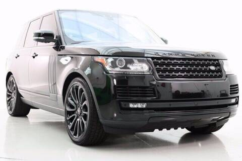 2017 Land Rover Range Rover for sale at JumboAutoGroup.com in Hollywood FL