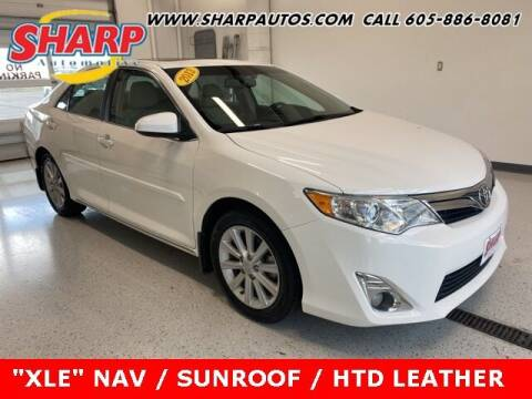 2013 Toyota Camry for sale at Sharp Automotive in Watertown SD