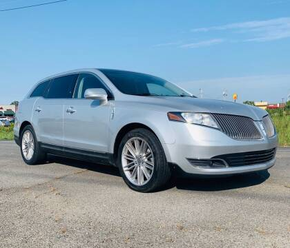 2014 Lincoln MKT for sale at Arkansas Car Pros in Cabot AR
